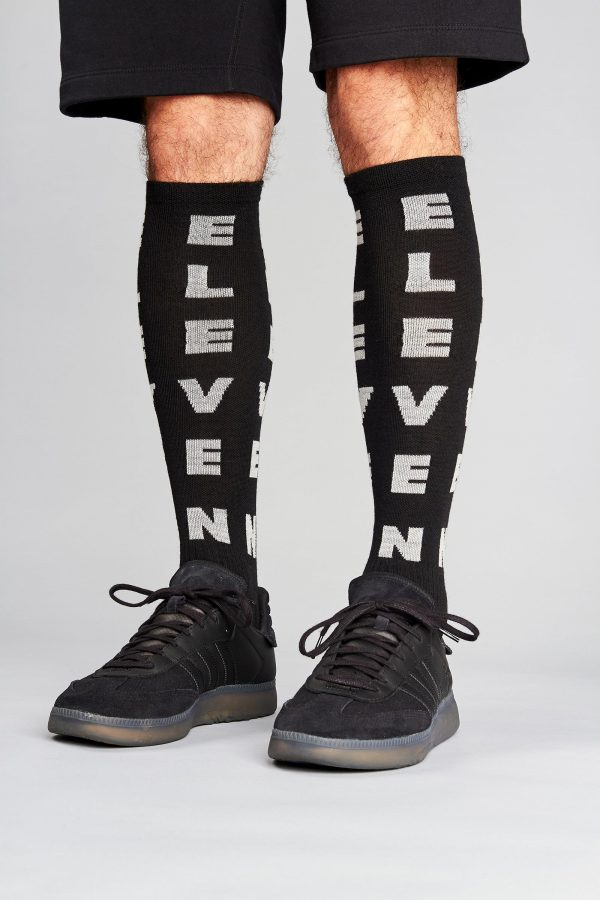 Eleven Merino Soccer Socks Full-Length 03 FL Eleven Shoes