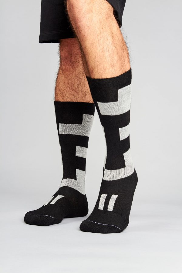 block socks stretch