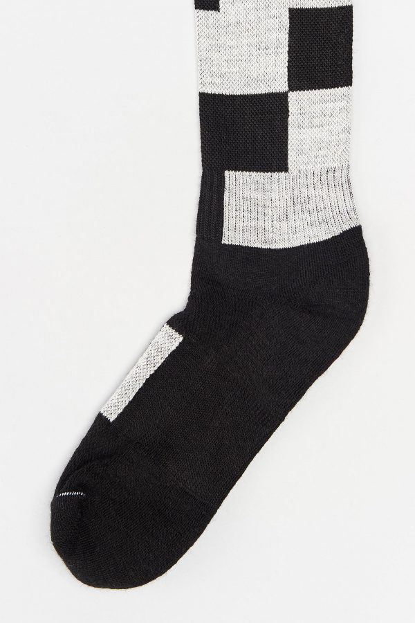 sock foot detail