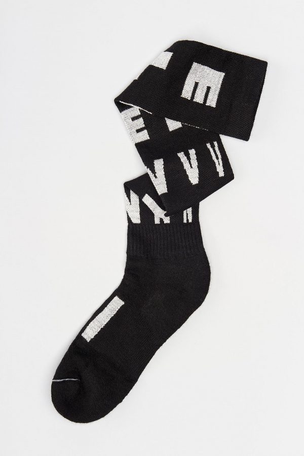 Eleven Merino Soccer Socks Full-Length 06 FL Eleven Folded